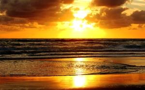 Sunset-Nice-view